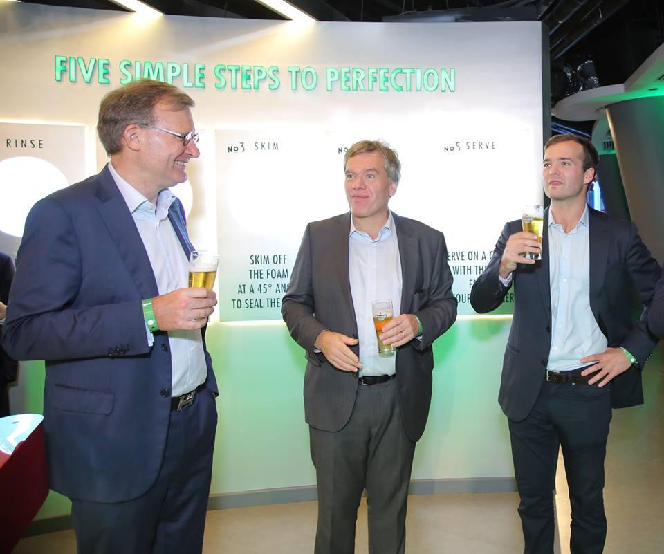 'The World of Heineken' den trai nghiem hoan hao tai 3 tang cao nhat cua toa nha BITEXCO hinh anh 1