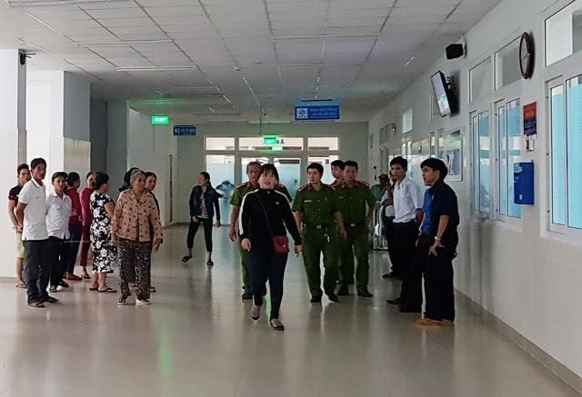 Mot san phu o Quang Ngai chet sau ca phau thuat buong trung hinh anh 2