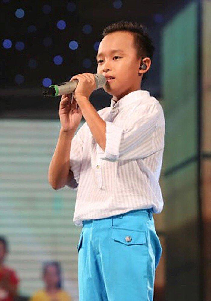 Phuong My Chi, Ho Van Cuong va loat sao nhi 'lot xac' ngoan muc khien khan gia ngo ngang hinh anh 12