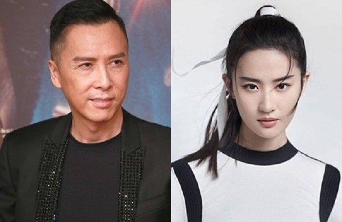 Chan Tu Dan, Cung Loi, Luu Diec Phi dong 'Hoa Moc Lan' cua Disney hinh anh 1