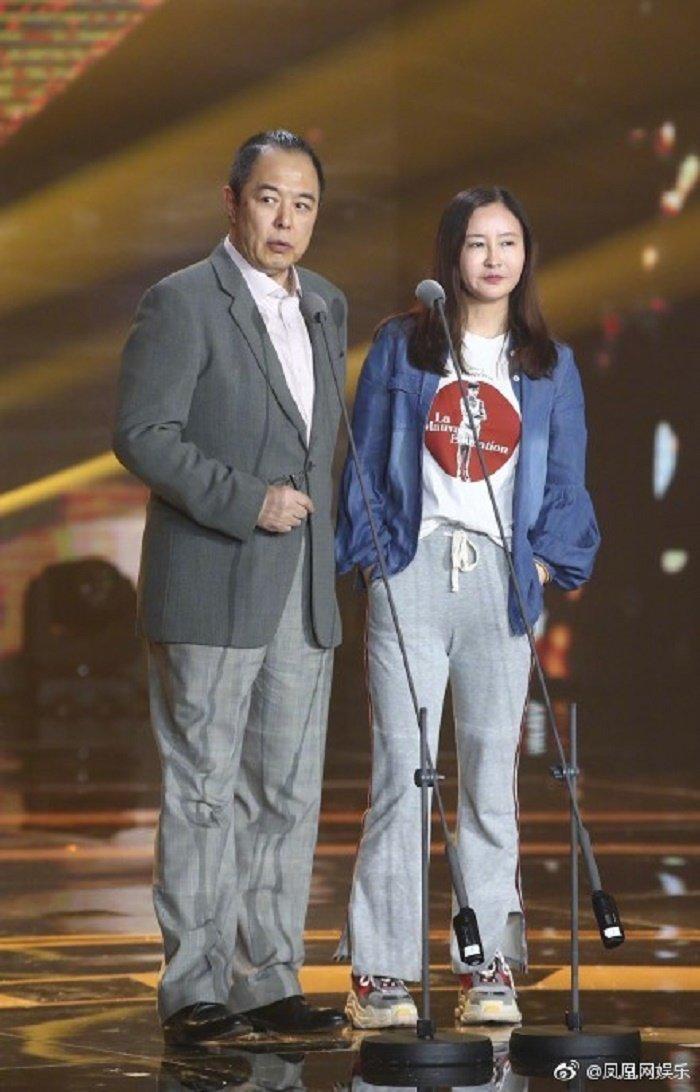 Lau khong gap 'Tieu Yen Tu' Trieu Vy, 'Can Long' Truong Thiet Lam xuc dong den cang thang tai su kien hinh anh 2