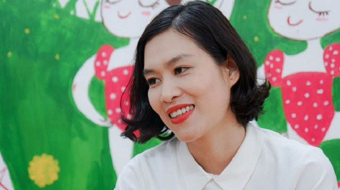 Ha Huong: 'Cuoc song cua toi bi xao tron khi vai Nguyet nong tro lai' hinh anh 3