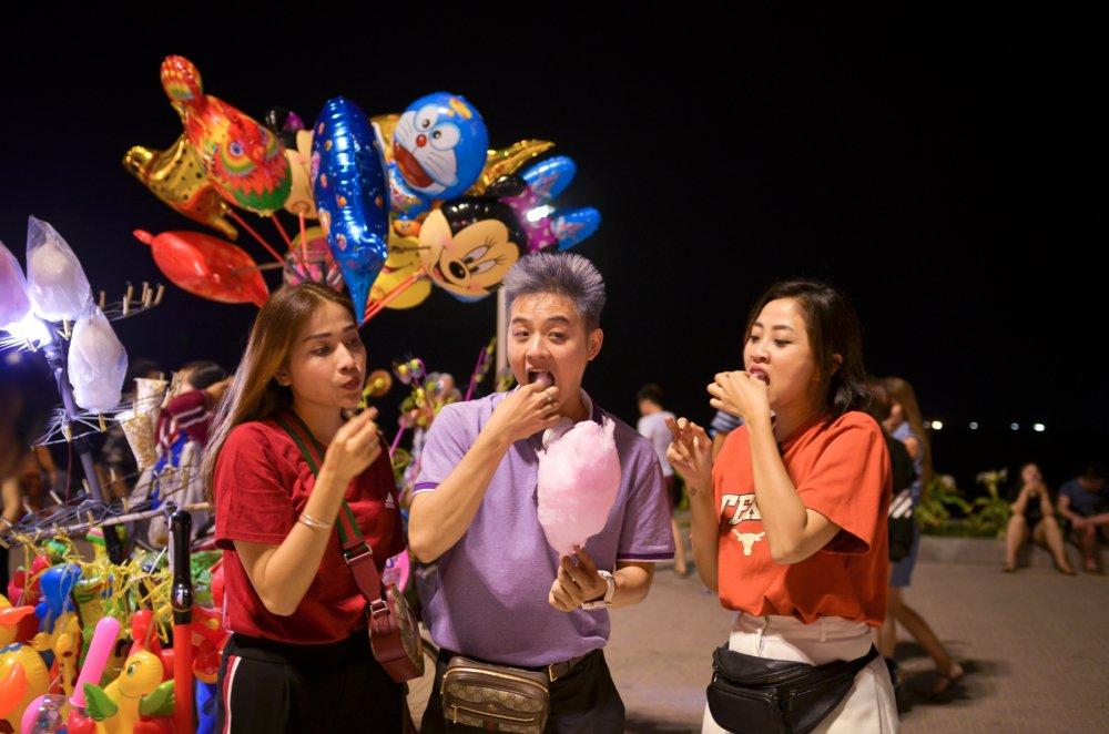 Kha Nhu, Lieu Ha Trinh 'vet sach' tui Thanh Duy khi cung di du lich hinh anh 8