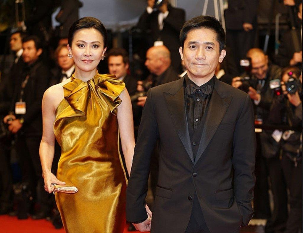 Thay gi khi Luong Trieu Vy bo mac vo va loat sao nu bi duoi o Cannes? hinh anh 1