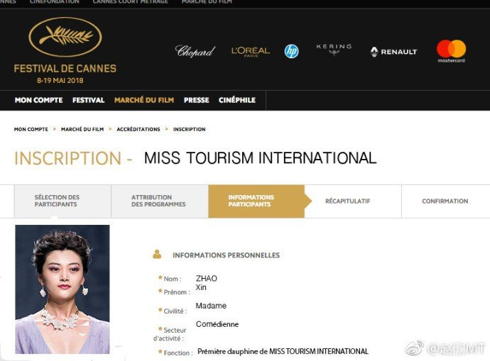 Chieu tro lo bich cua 3 Hoa hau 'nao loan' Cannes: Lam gia ve moi, doi han vuong mien di tham do hinh anh 4