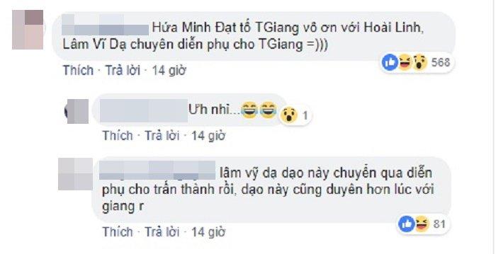 Lieu co phai Truong Giang vo on voi NSUT Hoai Linh? hinh anh 5