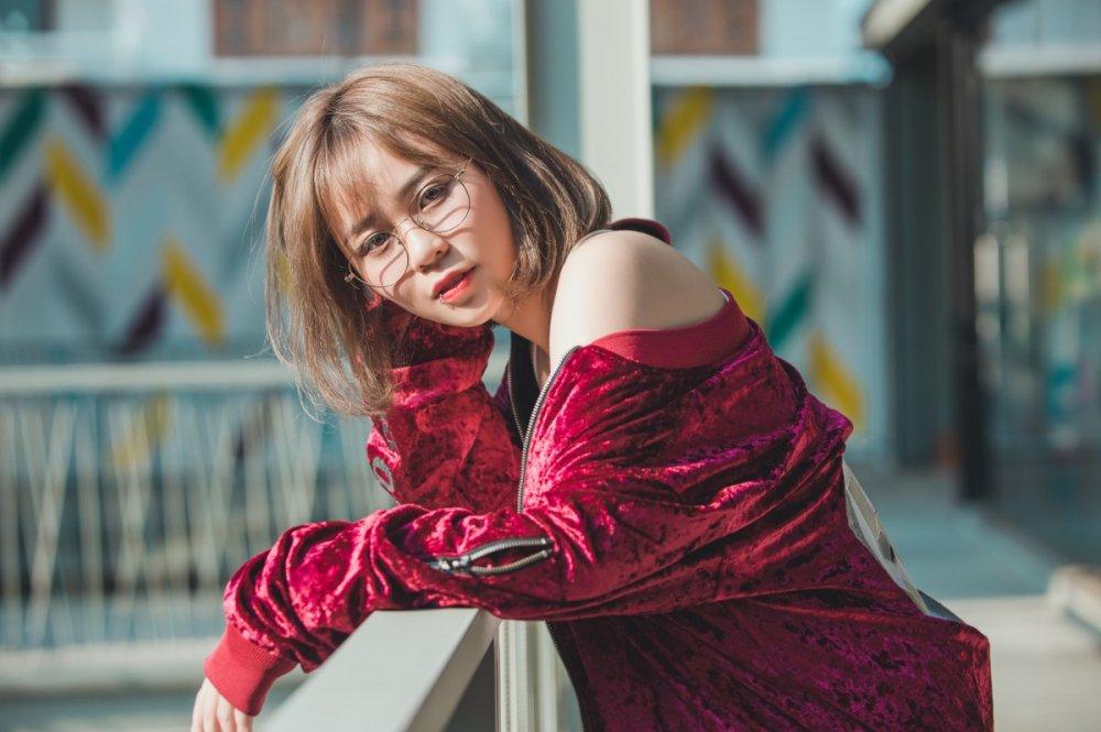 Ket hop cung 2 hot girl noi tieng mang xa hoi, Thanh Duy nhan ngay 'qua ngot' hinh anh 2