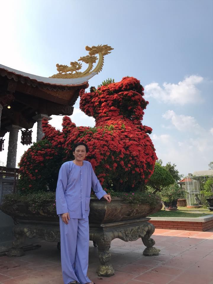 Mang cay bonsai nua ty dong di thi, NSUT Hoai Linh 'am' luon giai nhat hinh anh 5