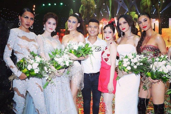 Fans chia se chong mat clip nghi choi xau Hoa hau Huong Giang, phia Pham Huong len tieng hinh anh 2