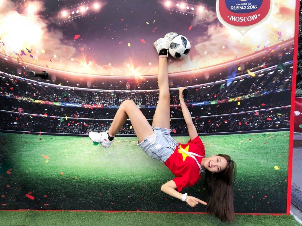 Top 10 Hoa hau Hoan vu Viet Nam 2017 Ngoc Nu: Brazil se tien Mexico ve nuoc hinh anh 3