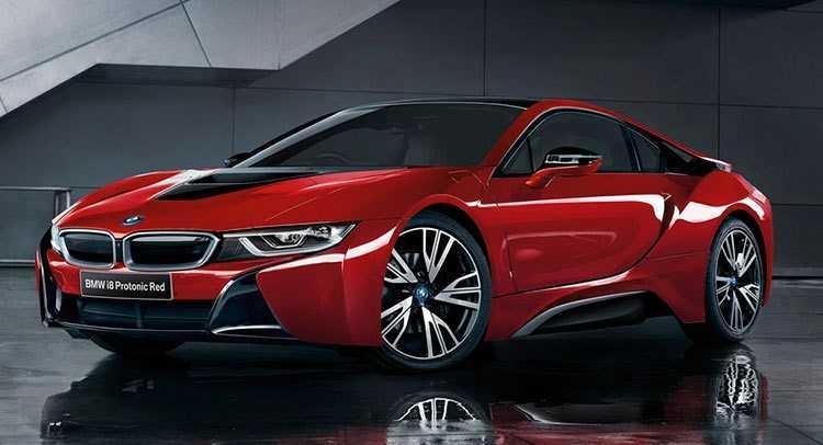 BMW i8 phien ban dac biet danh rieng cho thi truong Nhat hinh anh 1