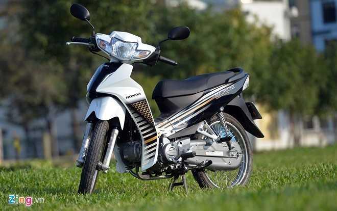 5 dong xe so ban chay nhat Viet Nam nam 2015 hinh anh 5