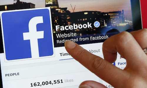 Bi to nghe len nguoi dung, facebook len tieng hinh anh 1