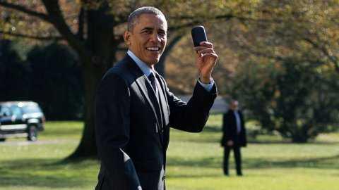 Bo BlackBerry, Obama chon 'cuc gach' hinh anh 1