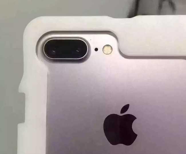 iPhone 7 va 7 Plus lo dien o Trung Quoc hinh anh 5