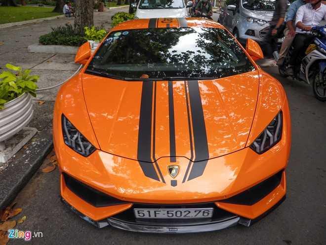 Ngam loat sieu xe Lamborghini do dinh dam tai Viet Nam hinh anh 10