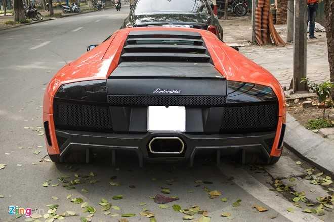 Ngam loat sieu xe Lamborghini do dinh dam tai Viet Nam hinh anh 4