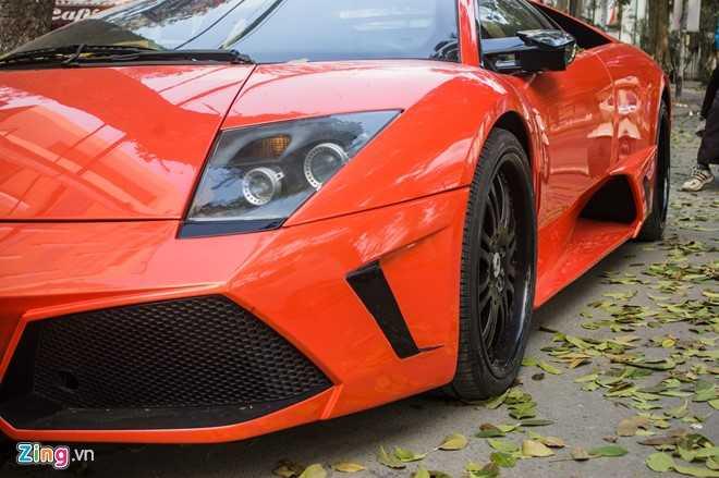 Ngam loat sieu xe Lamborghini do dinh dam tai Viet Nam hinh anh 5