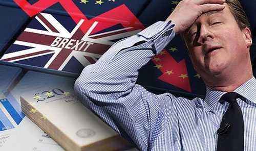 Nha giau mat ngu vi Brexit: Om USD, tich vang hinh anh 1
