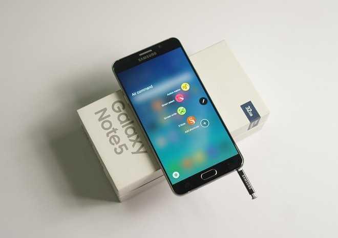 Don duong cho Note 7, Galaxy Note 5 giam gia 1 trieu hinh anh 1