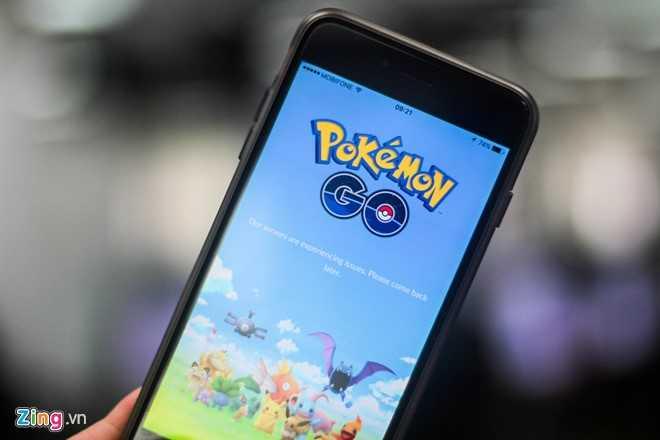Pokemon Go loi hen, game thu Viet that vong hinh anh 1