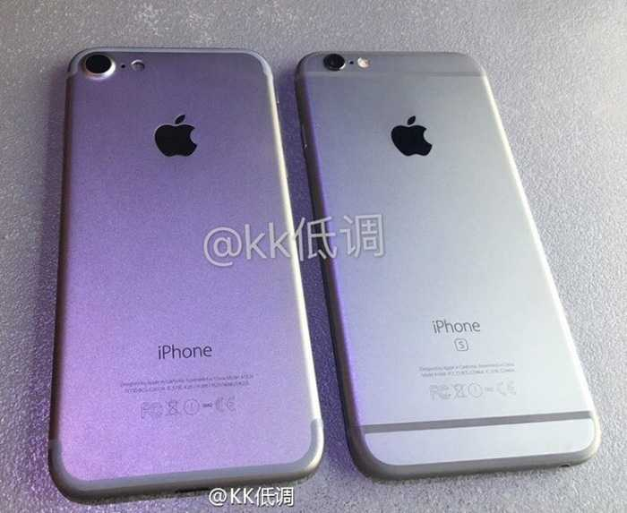 Can canh iPhone 7 so dang voi iPhone 6S hinh anh 3