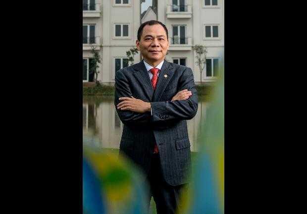 Trong ngay 25/7, Vingroup cua ong Pham Nhat Vuong 'duoc' 1.077 ty dong hinh anh 1