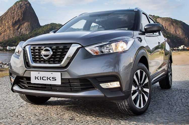 SUV co nho gia re Nissan Kicks 2016 sap bung hang hinh anh 1