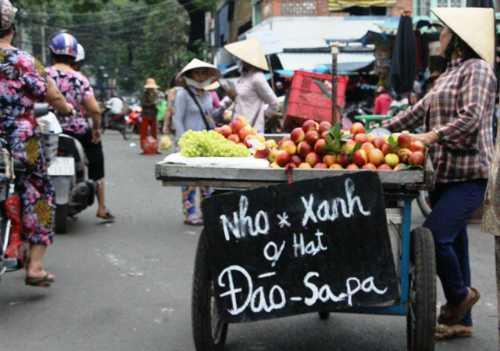 'Truy tim' nhung loai trai cay Trung Quoc doi lot hang Viet hinh anh 4