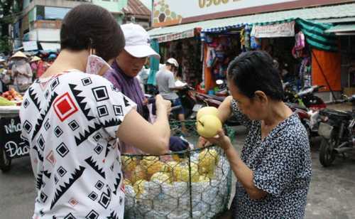 'Truy tim' nhung loai trai cay Trung Quoc doi lot hang Viet hinh anh 3