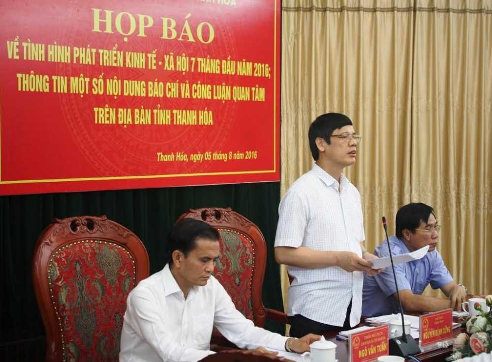 Kiem diem trach nhiem Chu tich hiep hoi Doanh nghiep Thanh Hoa hinh anh 1