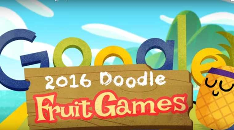 Google tung game 'an' theo Olympic Rio 2016 hinh anh 1