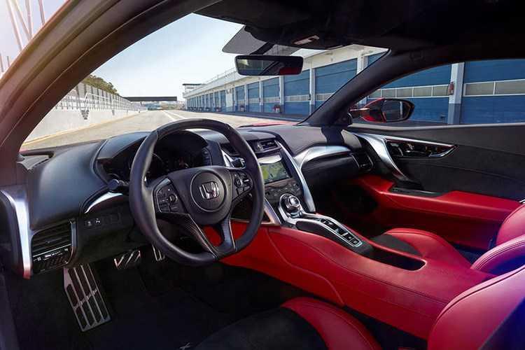 Dat hon Lamborghini Huracan, Honda NSX 2017 'het' gia 15 ty dong hinh anh 8