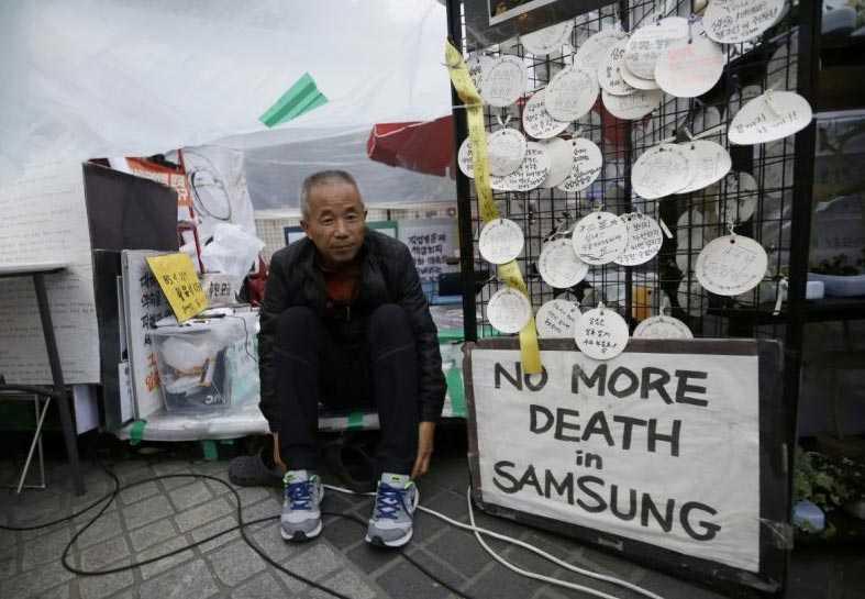 Samsung bi to huy hoai moi truong hinh anh 1