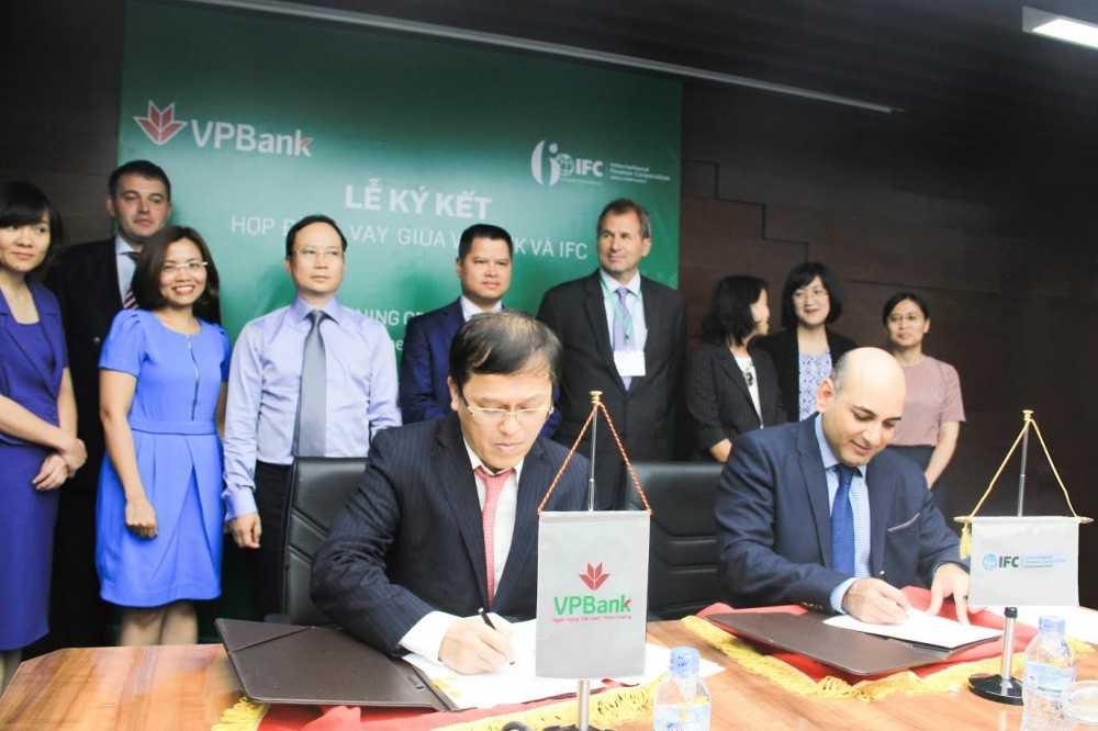 IFC se cung cap goi tai chinh 125 trieu USD cho VPBank hinh anh 1