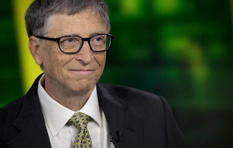 Dat 90 ty USD, tai san cua Bill Gates vot len muc cao nhat moi thoi dai hinh anh 1