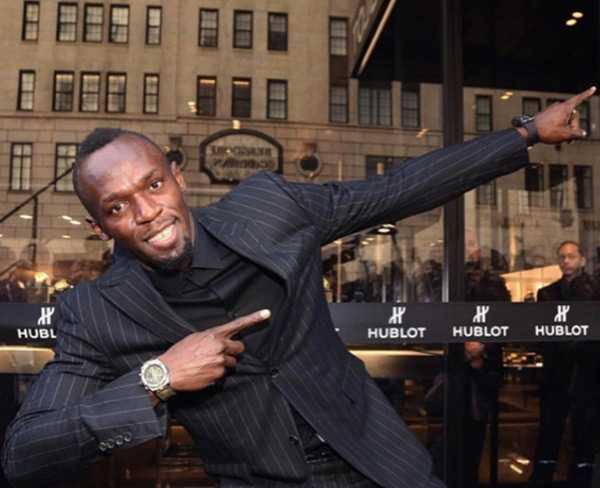 Nguoi dan ong nhanh nhat hanh tinh Usain Bolt kiem va tieu tien 'khung' den kinh ngac hinh anh 4