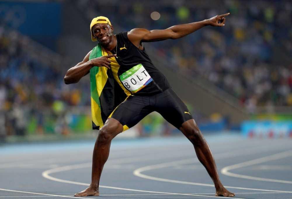 Nguoi dan ong nhanh nhat hanh tinh Usain Bolt kiem va tieu tien 'khung' den kinh ngac hinh anh 1