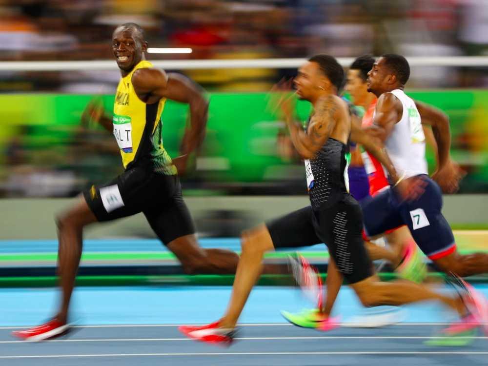 Nguoi dan ong nhanh nhat hanh tinh Usain Bolt kiem va tieu tien 'khung' den kinh ngac hinh anh 2