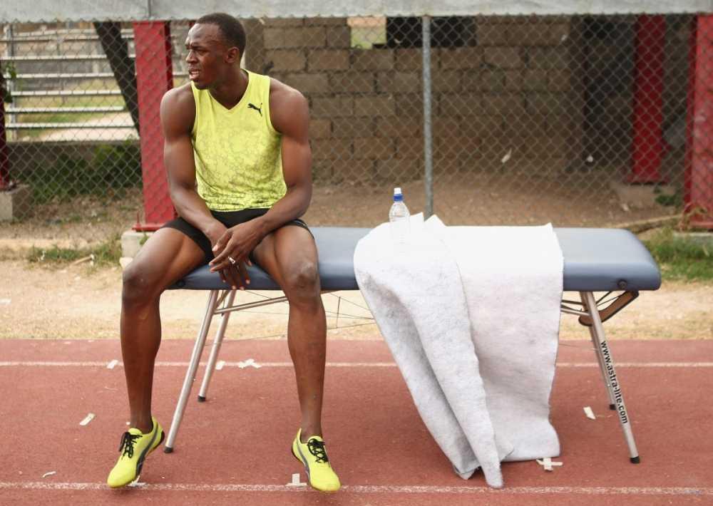 Nguoi dan ong nhanh nhat hanh tinh Usain Bolt kiem va tieu tien 'khung' den kinh ngac hinh anh 23