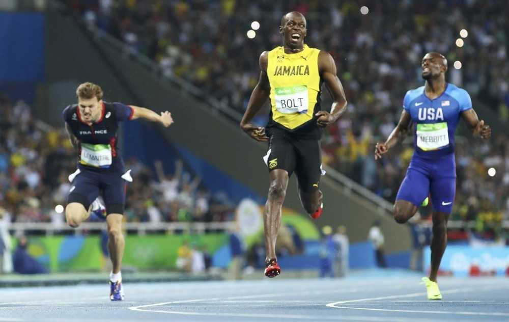 Nguoi dan ong nhanh nhat hanh tinh Usain Bolt kiem va tieu tien 'khung' den kinh ngac hinh anh 24