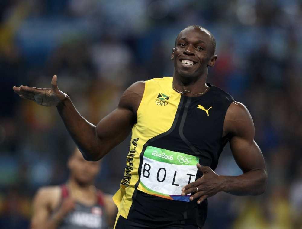 Nguoi dan ong nhanh nhat hanh tinh Usain Bolt kiem va tieu tien 'khung' den kinh ngac hinh anh 3