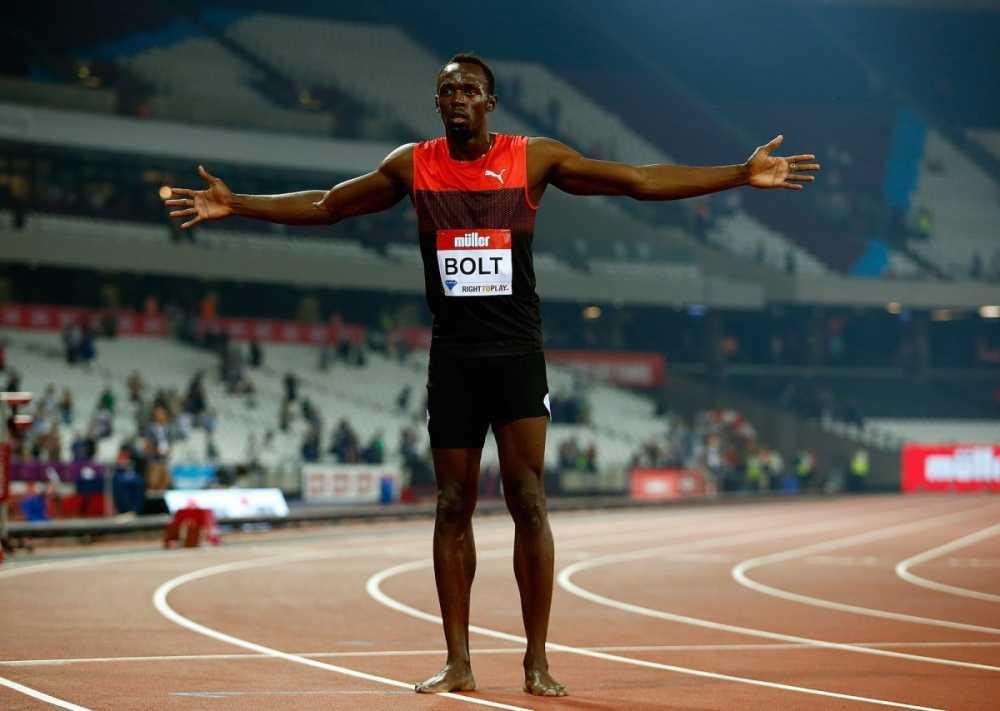 Nguoi dan ong nhanh nhat hanh tinh Usain Bolt kiem va tieu tien 'khung' den kinh ngac hinh anh 5