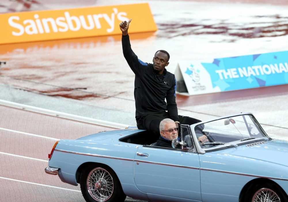 Nguoi dan ong nhanh nhat hanh tinh Usain Bolt kiem va tieu tien 'khung' den kinh ngac hinh anh 6