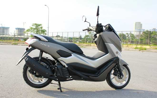 Soi Yamaha NM-X 155 doi thu 'khong doi troi chung' cua Honda PC-X hinh anh 14