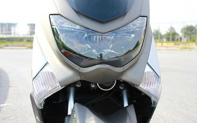 Soi Yamaha NM-X 155 doi thu 'khong doi troi chung' cua Honda PC-X hinh anh 3