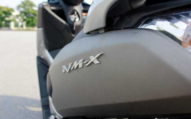 Soi Yamaha NM-X 155 doi thu 'khong doi troi chung' cua Honda PC-X hinh anh 6