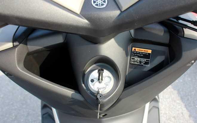 Soi Yamaha NM-X 155 doi thu 'khong doi troi chung' cua Honda PC-X hinh anh 7