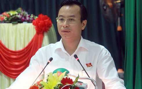 Bi thu Nguyen Xuan Anh: Chua dat van de di doi Trung tam hanh chinh hinh anh 1