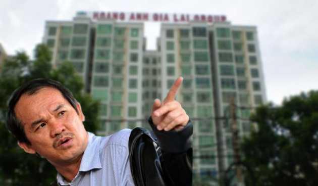 Dai gia lo khung: Hoang Anh Gia Lai dang la... 'quan quan' hinh anh 1
